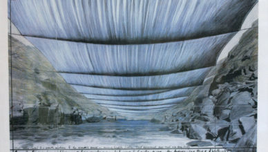 Christo Over the River