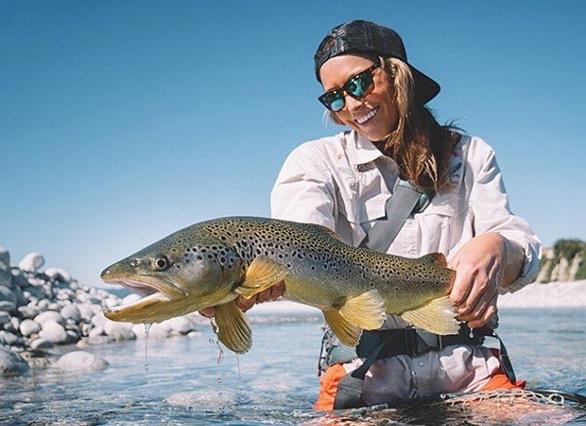 fly fishing sensation