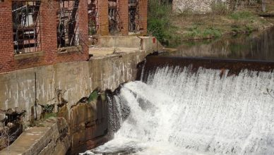 Norton Mill Dam