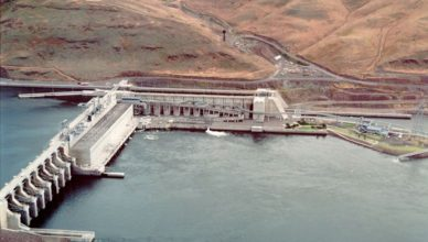 Little Goose Dam