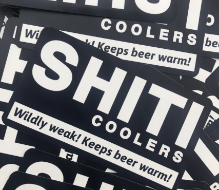 Shiti Coolers Built For The Broke Moldy Chum We've also discovered coupons for 20% off. shiti coolers built for the broke