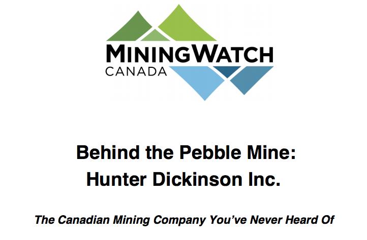 Pebble Mine