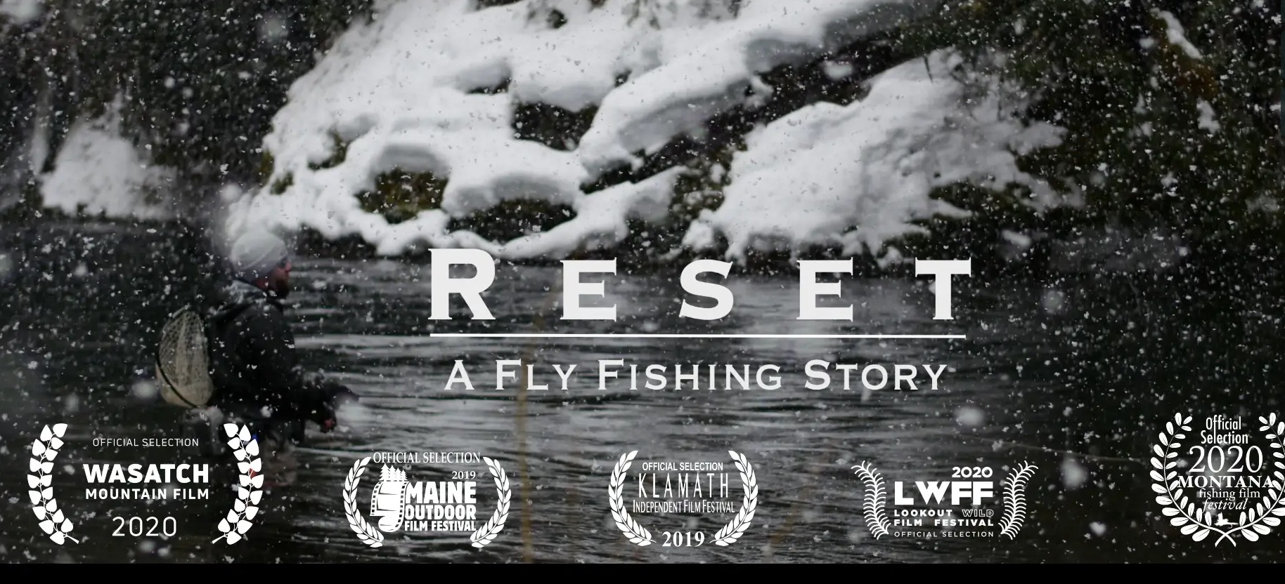 Reset: A Fly-Fishing Story (Teaser)
