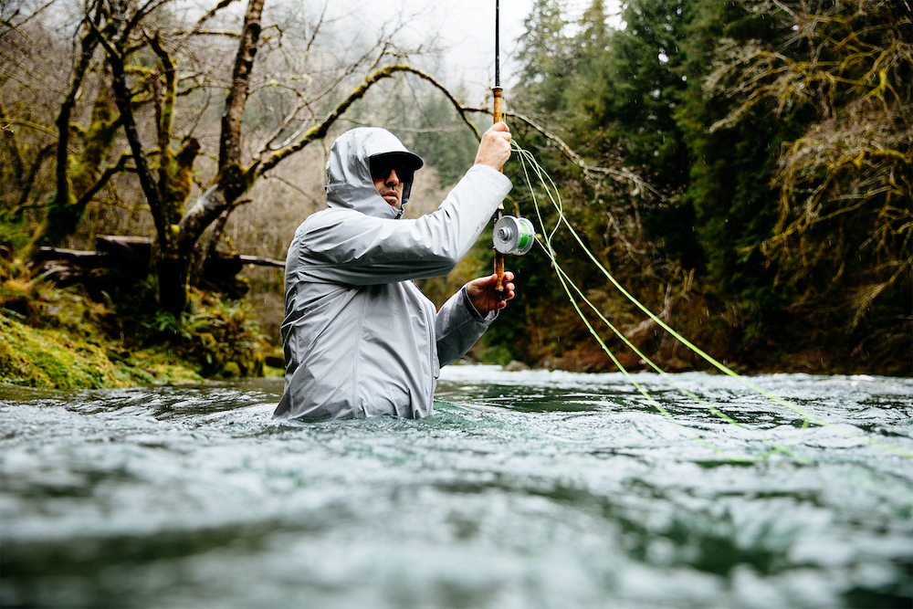It's All Home Water: Oregon Steelhead Moldy Chum